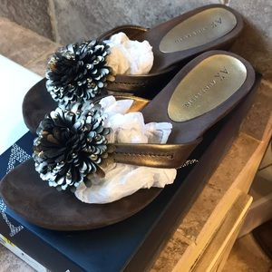 Anne Klein sandals